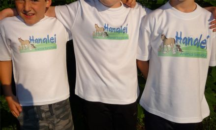HANALEI ANIMAL SANCTUARY CHILDREN'S T SHIRTS